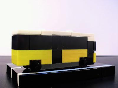 MOC LEGO Micro BUS Carris