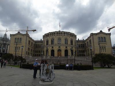 parlamento noruega oslo