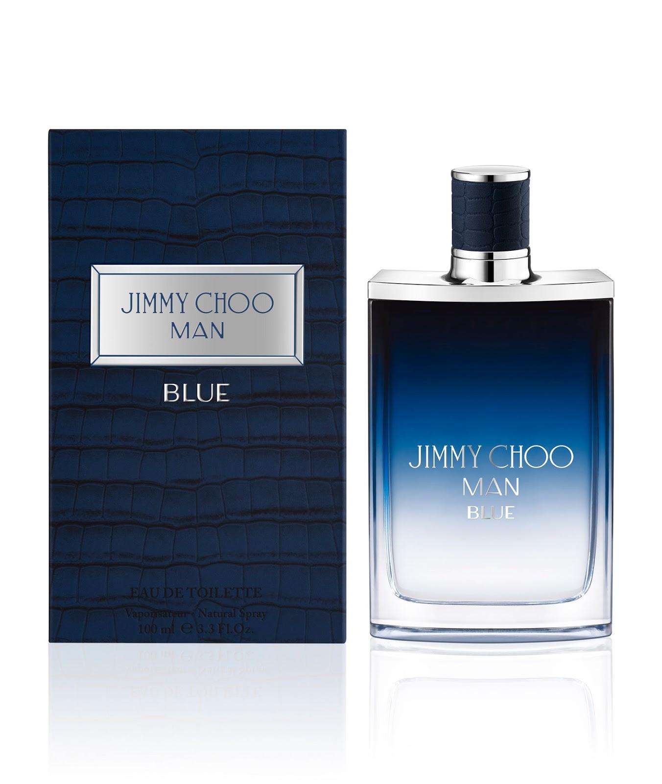 Jimmy Choo Blue (M) Тестер 100ml edt
