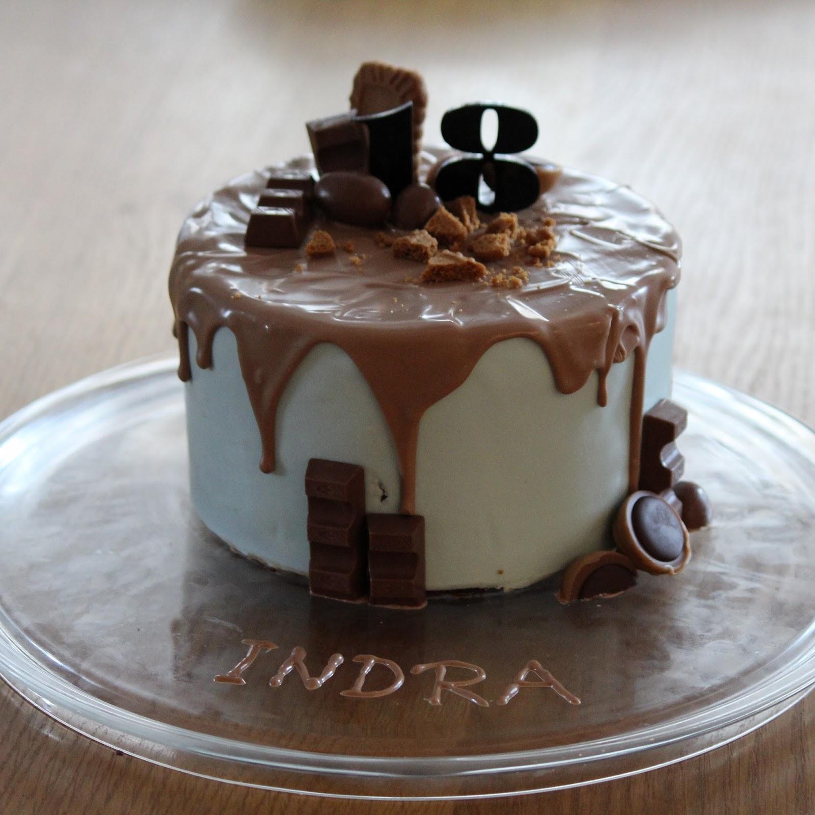Drip Cake Gastbeitrag Von Luisas Torten Meine Torteria