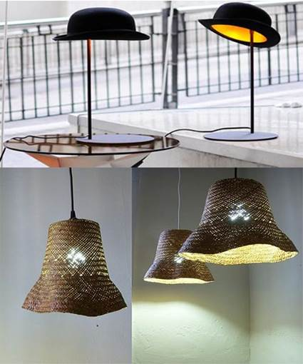 DIY How To Make Lamps From Recycled Materials 6