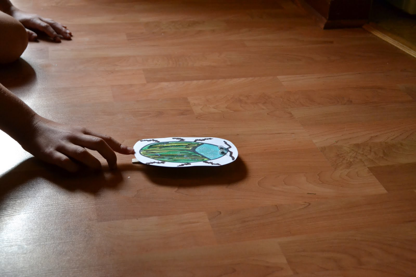 Wright At Home Click Beetle Story And Craft