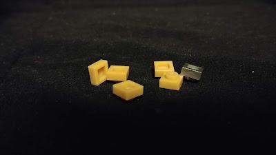 ZC-Infinity Reviews: The Brick Miser: Mega Bloks Kubros Figures