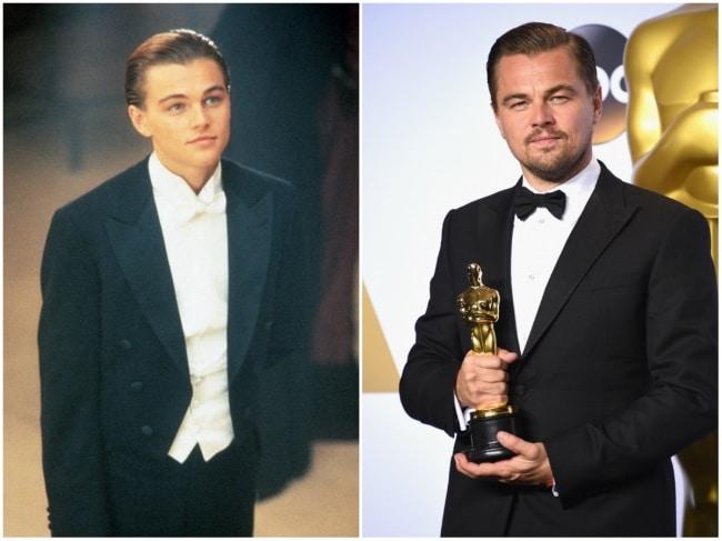 Leonardo DiCaprio (Jack Dawson)