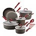 Kohls: $68.99 After $50 Rebate + Earn $20 Kohl's Cash Rachael Ray Cucina 12-pc. Hard-Anodized Nonstick Cookware Set (Reg. $269.99)!