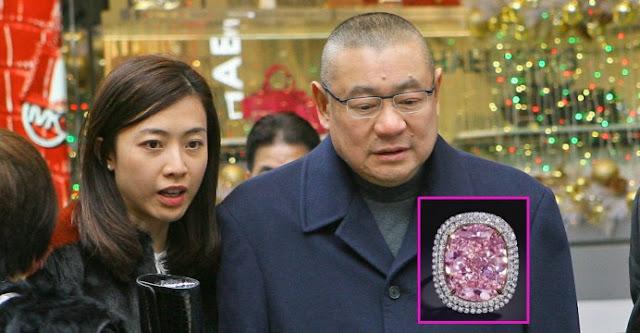 Joseph Lau, Raja Departemen Store Hong Kong