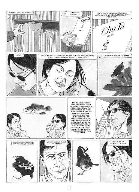 Page de Pas à Pas - A l'écoute du Silence de Tanguy Dohollau chez Des ronds dans l'O