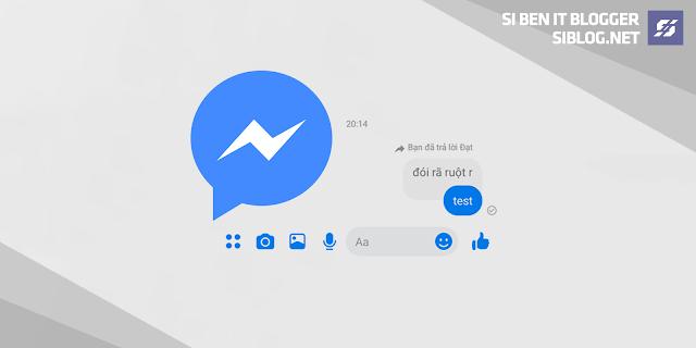 Tính Năng Mới Của Messenger Facebook Trả Lời Kèm Theo Tin Nhắn, Reply Tin Nhắn Facebook, Tính Năng Reply Tin Nhắn Facebook, Mới Nhất 2019