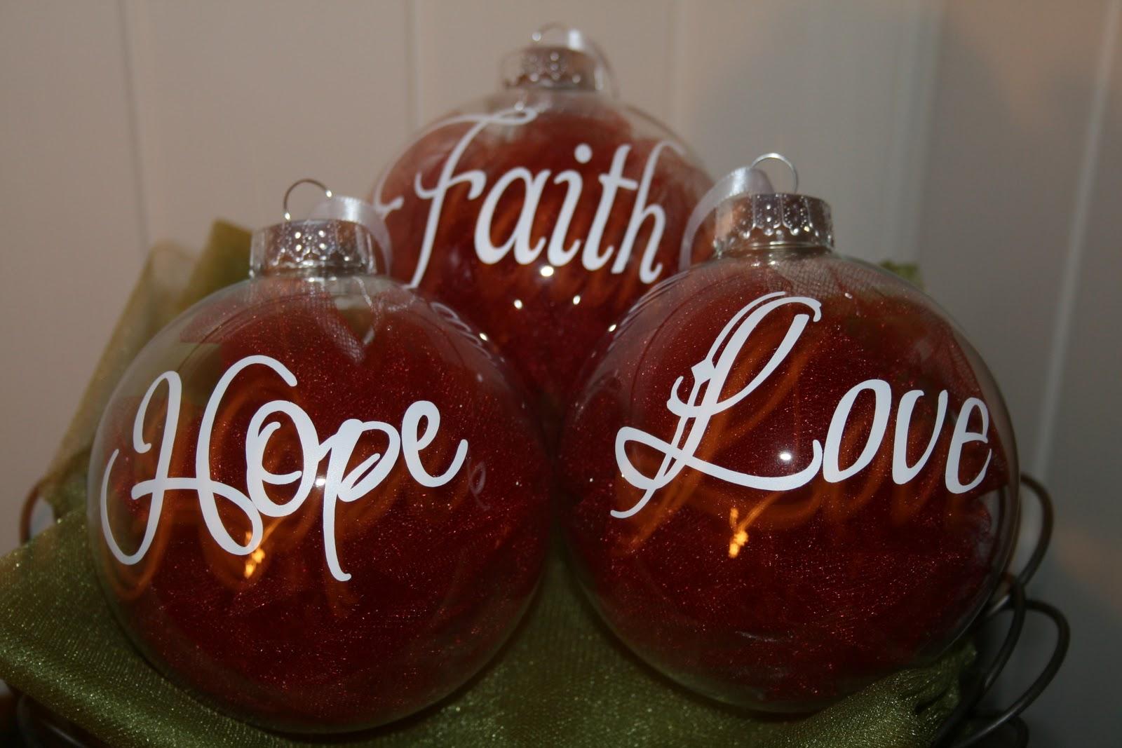 Redefining C Custom Christmas Ornaments