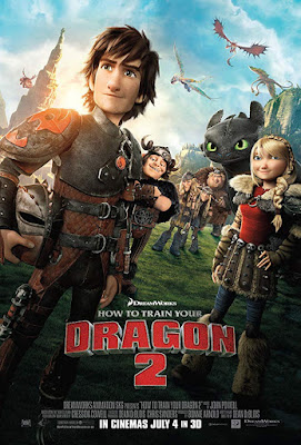 How To Train Your Dragon 2 (2014) 720p BluRay Dual Audio [Hindi – English] ESubs 650MB