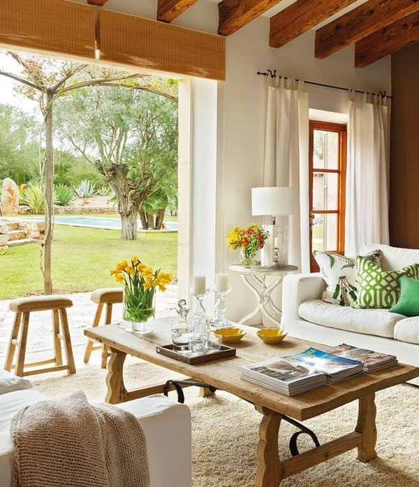 5 Tips To Decorate The Living Room 12