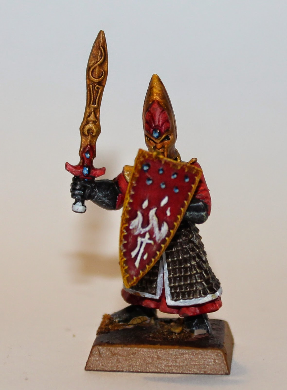 Warhammer Fantasy Battle - High Elves