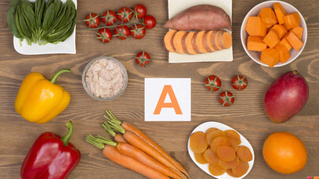 Vitamin A for Eye