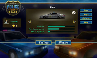 Police Shooting Car Chase Mod APK