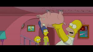 Good But Not Great The Simpsons Movie 2007