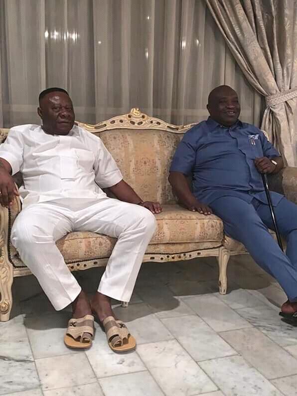 @GovernorIkpeazu deserves the support of all Abians -Okebulu Jombo