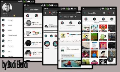 Bbm Mod SkyStoneicons V.2.10.0.30 Apk