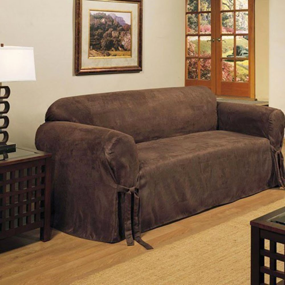 Slipcover For Dual Reclining Sofa Slipcovers Loveseat