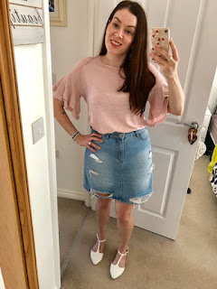 OOTD, WIWT, Fbloggers, SS18, New Look, Warehouse, Nicki Kinickie