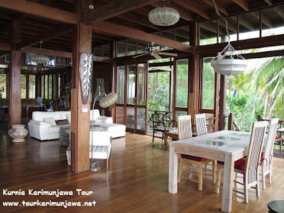 restaurant jiwa quest resort