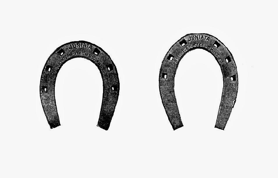 horseshoe drawing - photo #46