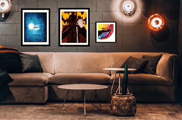 Ольга Рукина: арт в интерьере