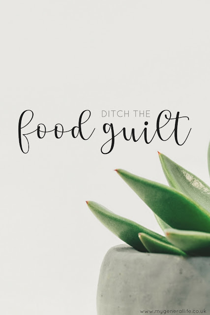 Today I'm talking food guilt and why you should be trying to ditch it from your life and creating freedom within your food choices. Click to read more.