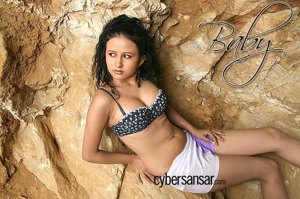 Nude asian sex worker