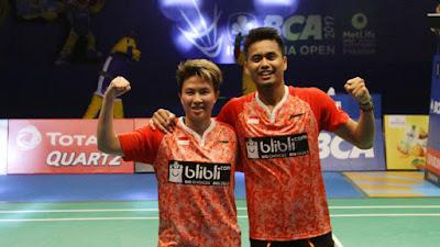 Babak Kedua (16 Besar)  Indonesia Open 2018