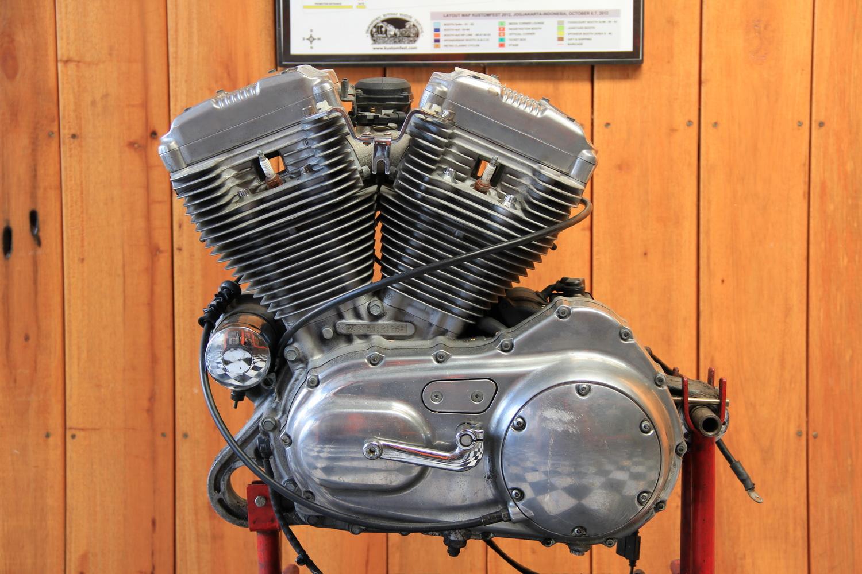 Retrosyndicate Engine Sportster 883cc Rubbermounted 2007