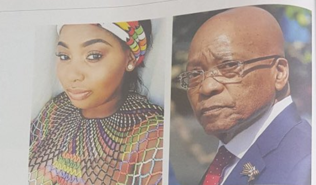 Jacob Zuma's father-in-law demand Lobola to be payed in full or else Nonkanyiso Conco will return home - Zuma married on credit