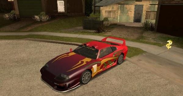 Balapan Liar Mobil Balap (DYOM) - GTAind - Mod GTA Indonesia