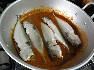 Gulai Ikan Termenung Utara