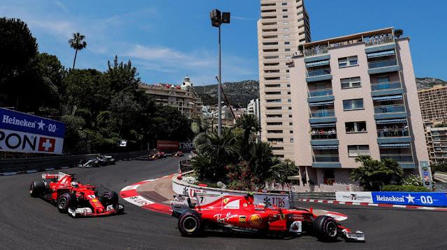 Φέτελ και ferrari θριάμβευσαν στο Μονακό.