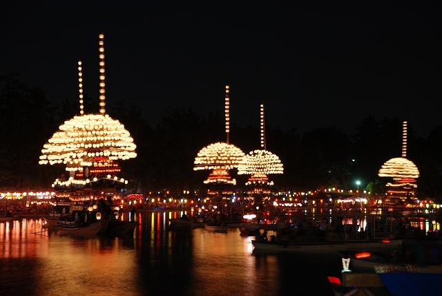 Owari Tsushima Tenno Matsuri (riverside festival), Aichi