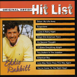 Eddie Rabbitt - Suspicions - On Original Artist Hit List: Eddie Rabbitt Album (1979)
