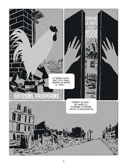 Page extraite de Wonder de Begaudeau et Durand chez delcourt