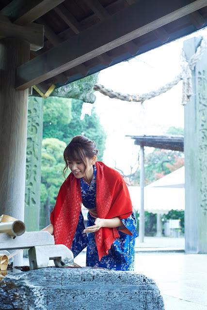 久松郁実 Hisamatsu Ikumi Weekly Georgia No 97 Photos 02