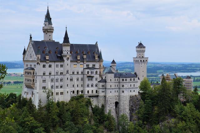 Füssen e Castelo de Neuschwanstein