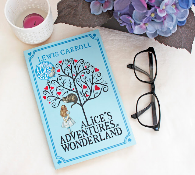 Book Review: Alice In Wonderland | Tea And Beauty