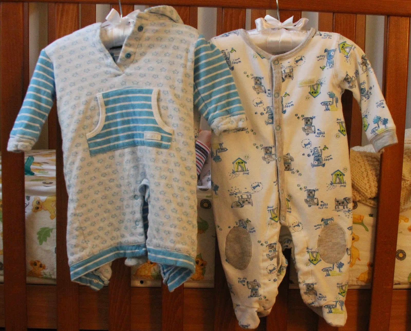 Absorba Baby Clothes Review