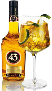 Commercial Licor 43 - YouTube