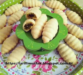 dolgulu kurabiye tarifi
