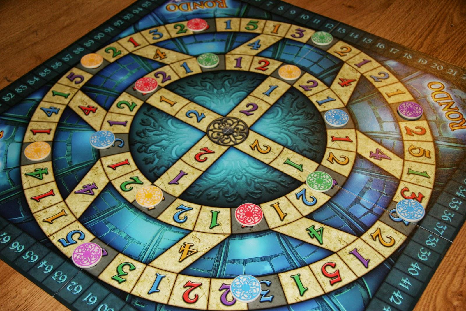 Rondo   Board Game Barker