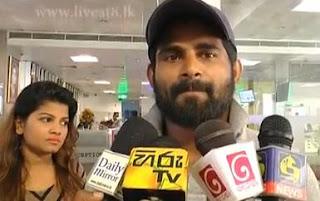 Kaushal Silva leaves hospital, speaks to the media (Video)
