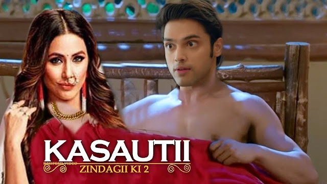 Komolika seduces Anurag as she plays new game against Prerna in Kasauti Zindagi Ki 2