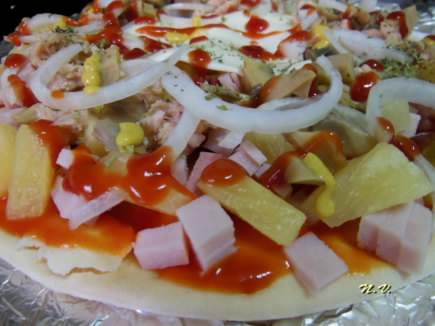 PIZZA TROPICAL 2