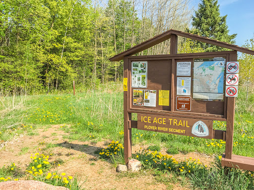 Ice Age National Scenic Trail - Plover River Segment