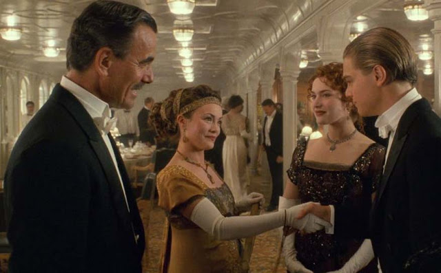 John Jacob Astor e Madaleine Titanic