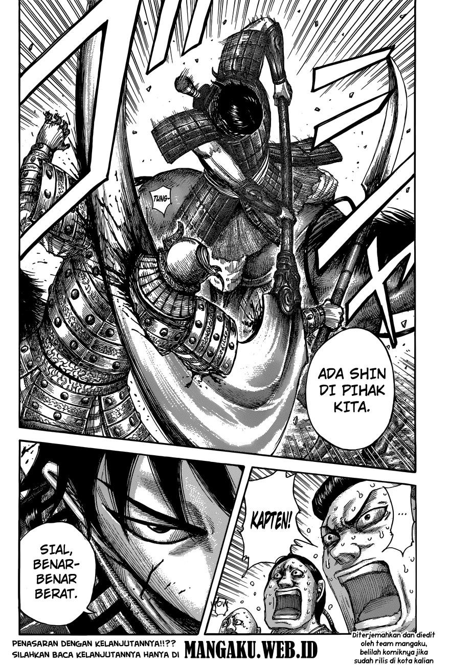 Baca Komik Manga Kingdom Chapter 508 Komik Station
